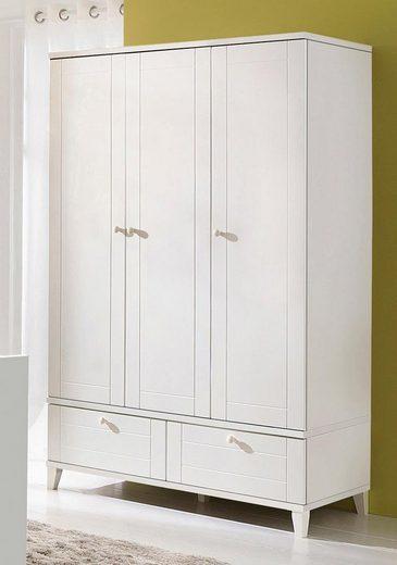 3 trg schrank bella in wei matt online kaufen otto. Black Bedroom Furniture Sets. Home Design Ideas