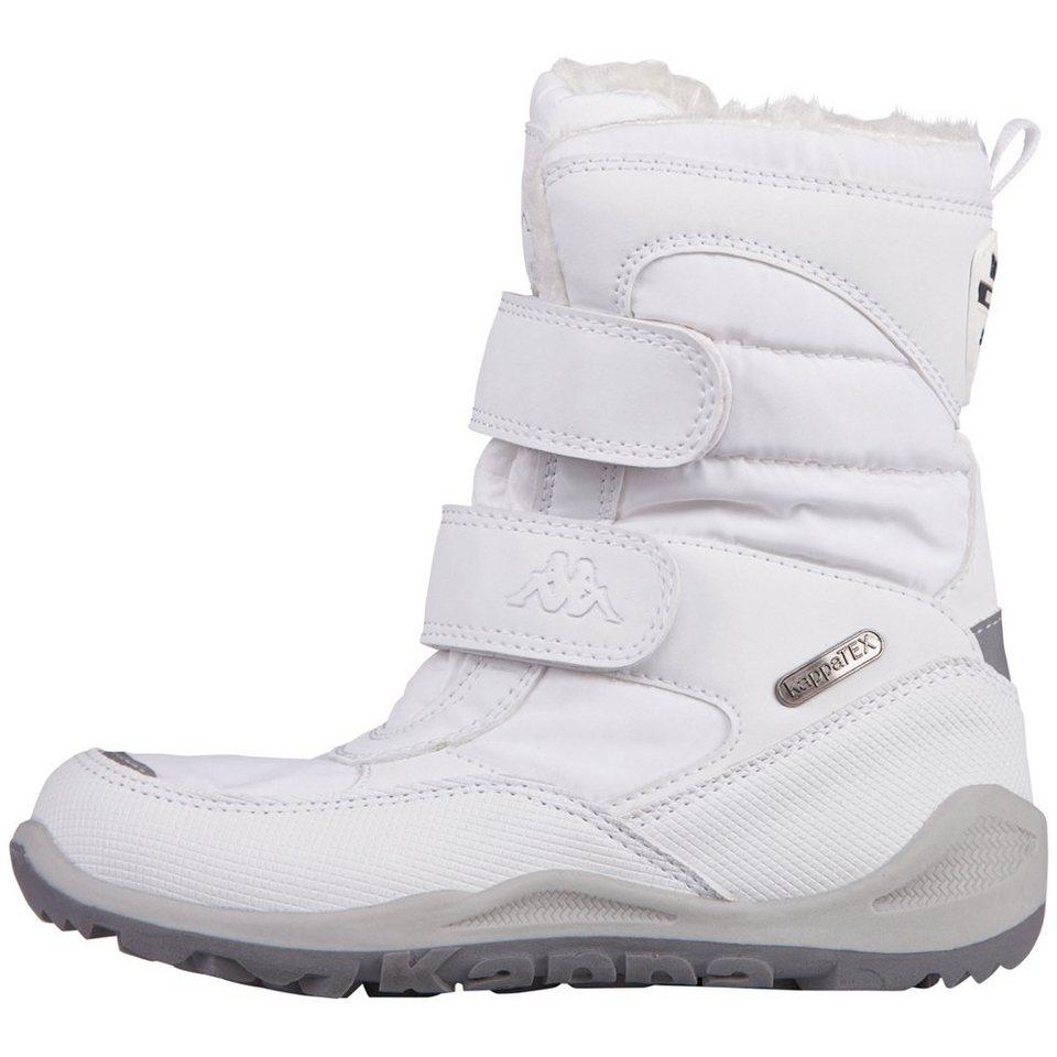 KAPPA Stiefel »TUNDRA TEX TEENS« in white