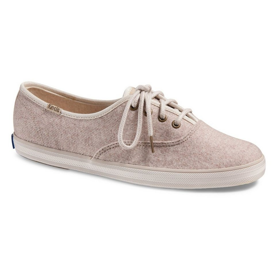 Keds Sneaker Wolle »Champion Wool« in beige
