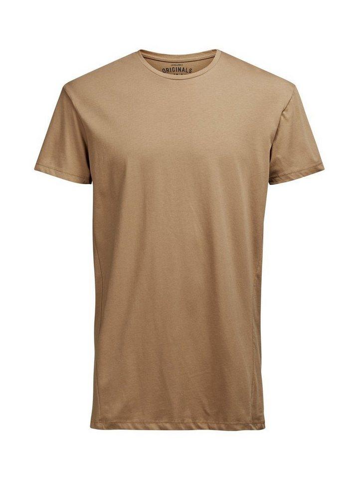 Jack & Jones Box-Fit- T-Shirt in Tigers Eye 2