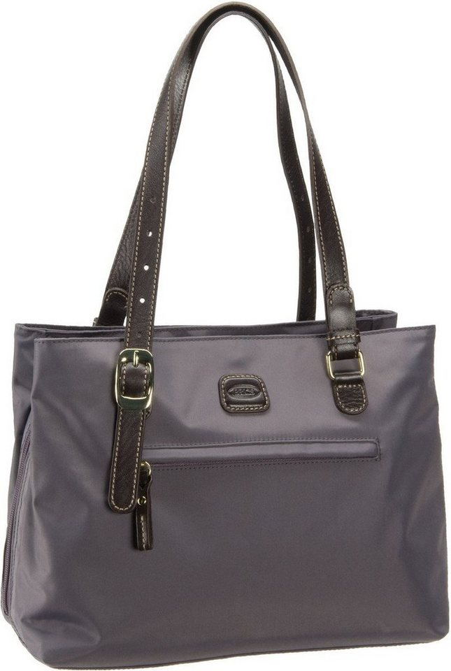 Bric's X-Bag Shopping 32 in Grigio