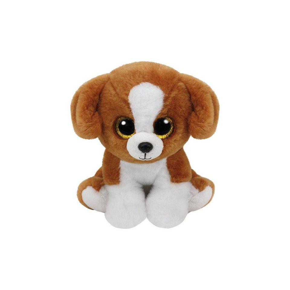 Ty Beanie Babies Hund 15cm Snicky