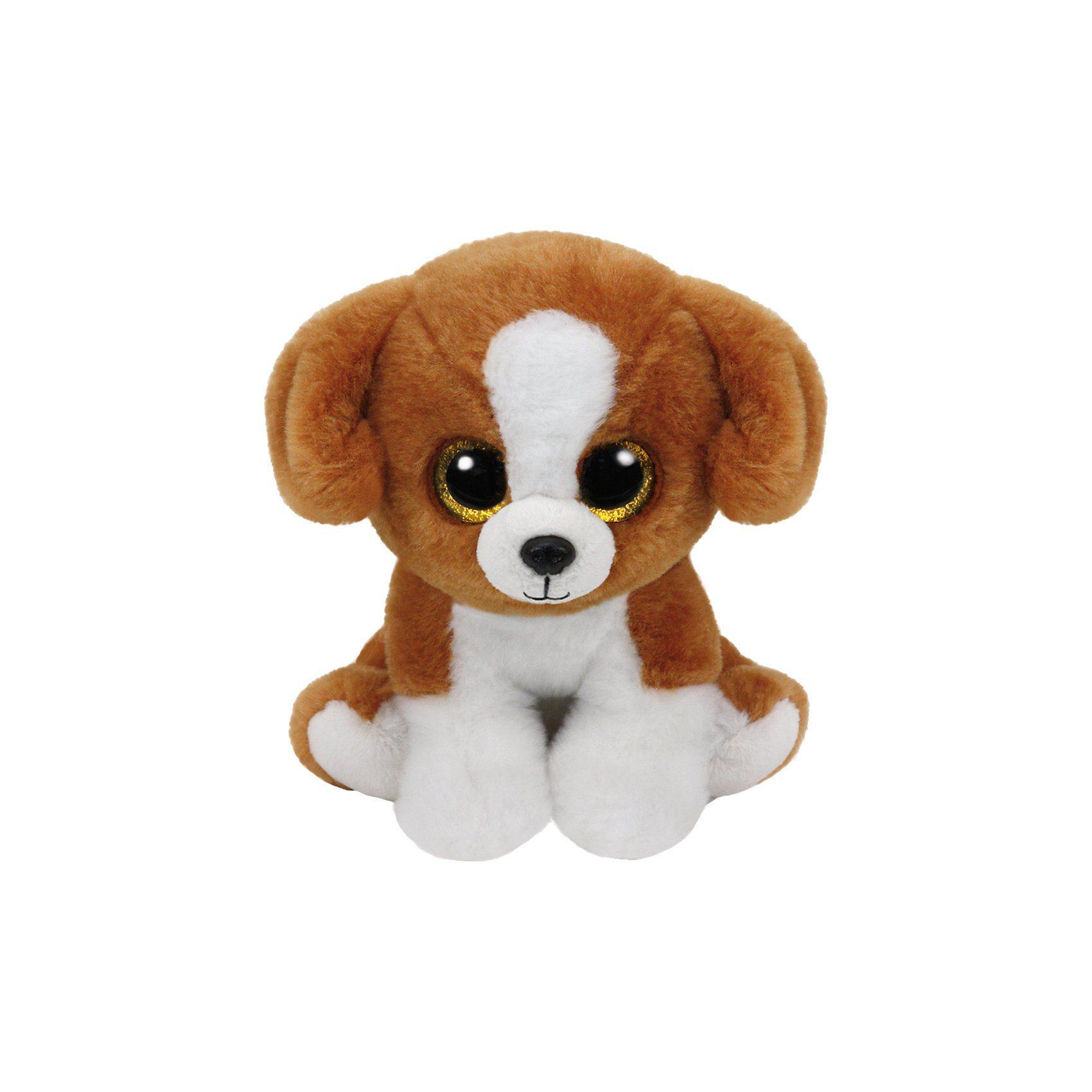 Ty® Beanie Babies Hund Snicky, 15 cm