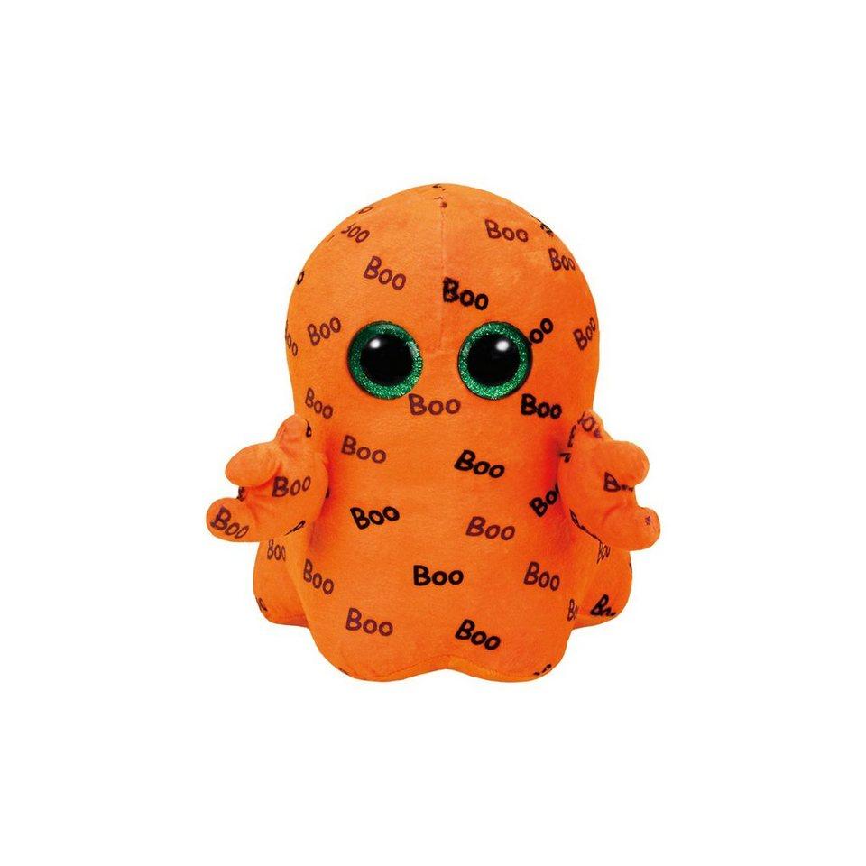 Ty Beanie Boo 24cm Geist Ghoulie orange