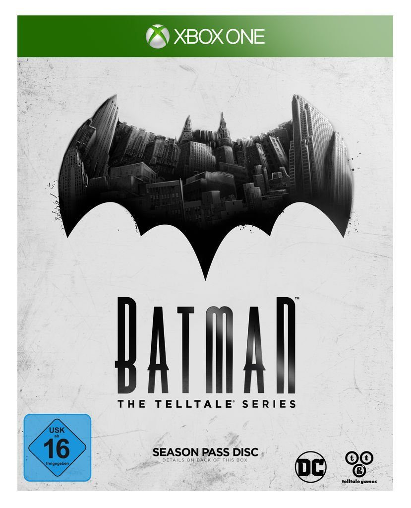 Warner Games XBOX One - Spiel »Batman: The Telltale Series«