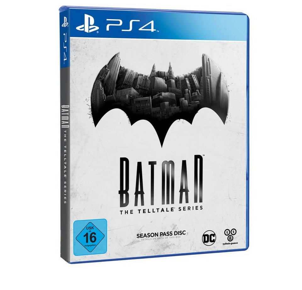 Warner Games Playstation 4 - Spiel »Batman: The Telltale Series«