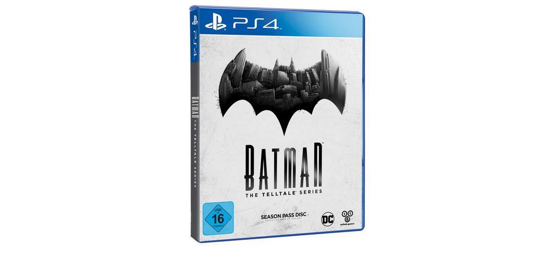 Warner Games Playstation 4 - Spiel »Batman: The Telltale Series«