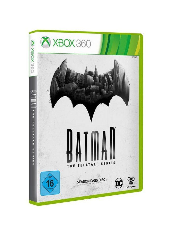 Warner Games XBOX 360 - Spiel »Batman: The Telltale Series«