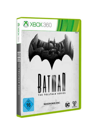 Warner Games XBOX 360 - Spiel »Batman: The Telltale Series« Sale Angebote Proschim