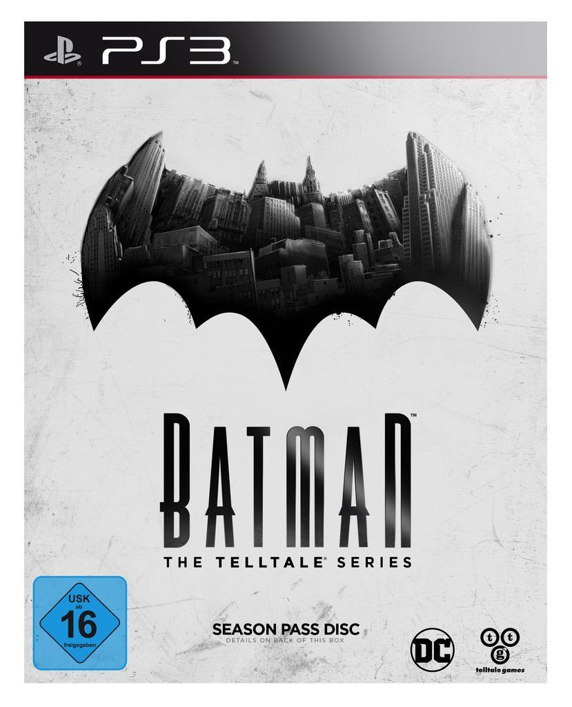 Warner Games Playstation 3 - Spiel »Batman: The Telltale Series«