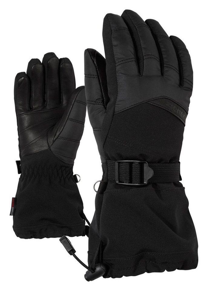 Ziener Handschuh »KLEANNA AS(R) lady glove « in black