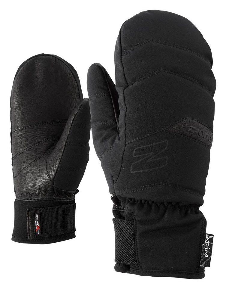 Ziener Handschuh »KOMILLA AS(R) AW MITTEN lady glove « in black