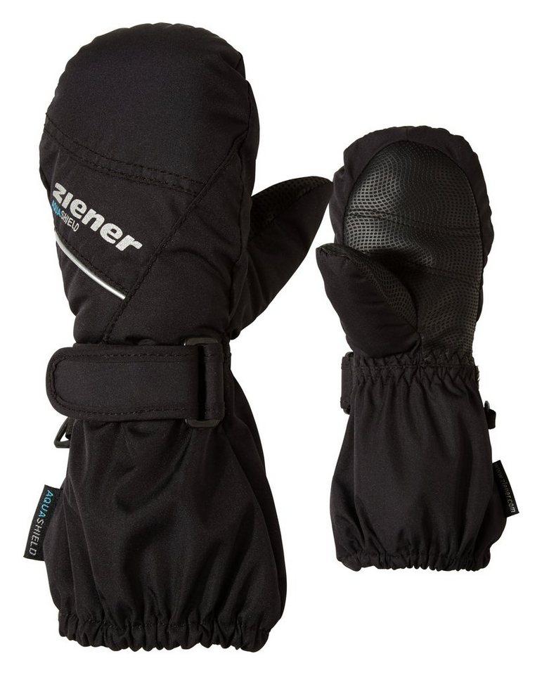 Ziener Handschuh »LOMODI AS(R) glove junior« in black
