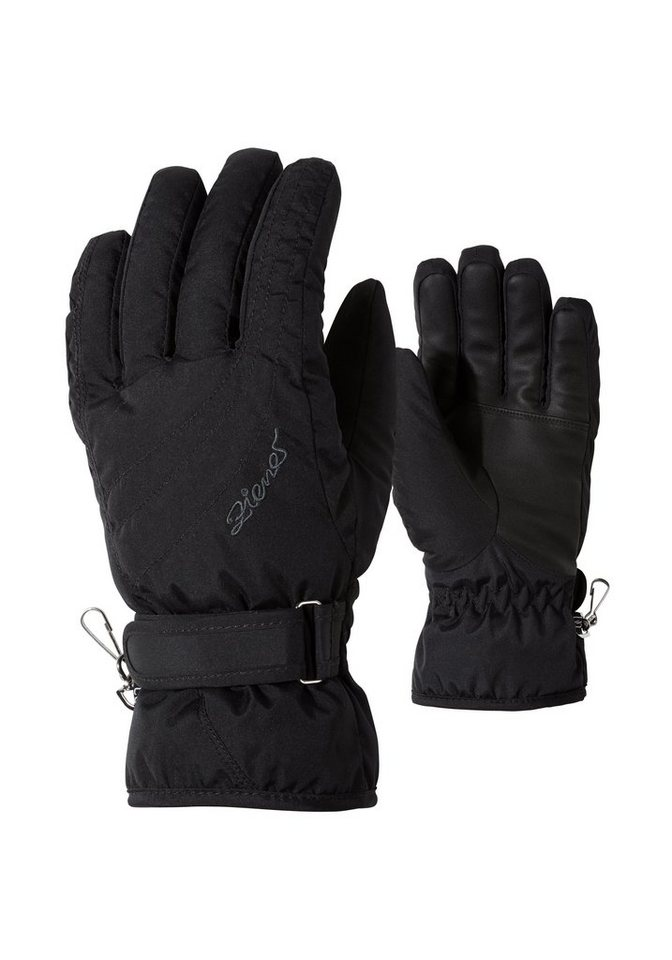 Ziener Handschuh »KUNI PR lady glove« in black