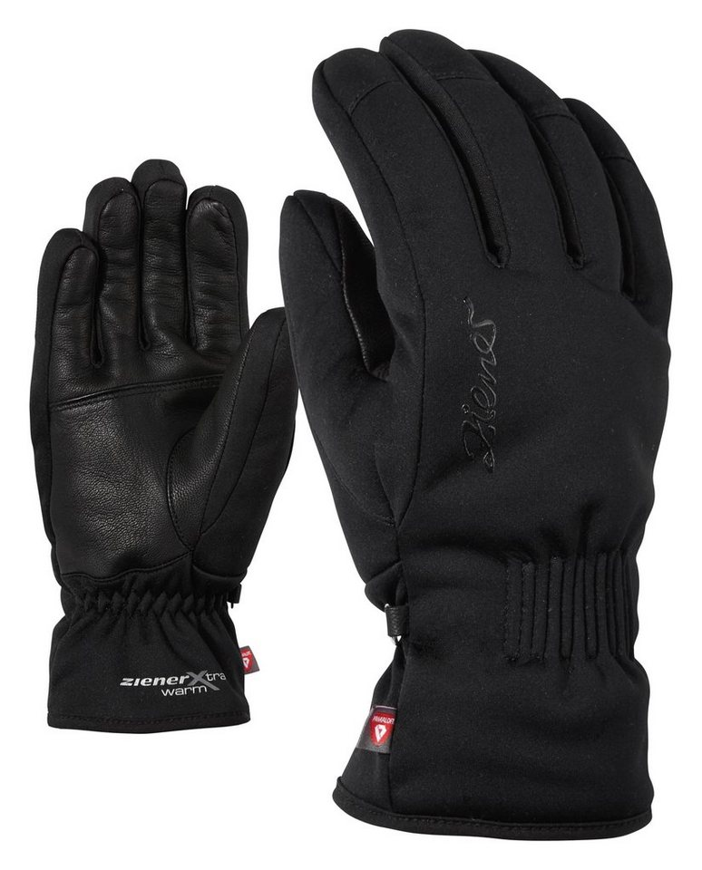 Ziener Handschuh »KARINE AS(R) PR lady glove « in black
