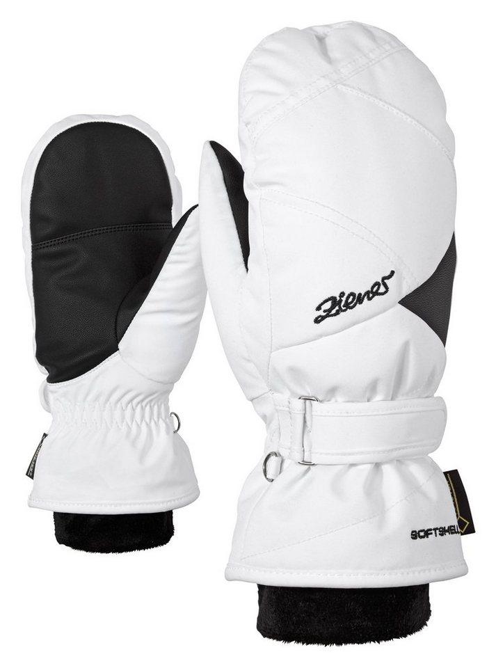 Ziener Handschuh »KARLOTTA GTX(R)+Gore warm lady glov« in white/black
