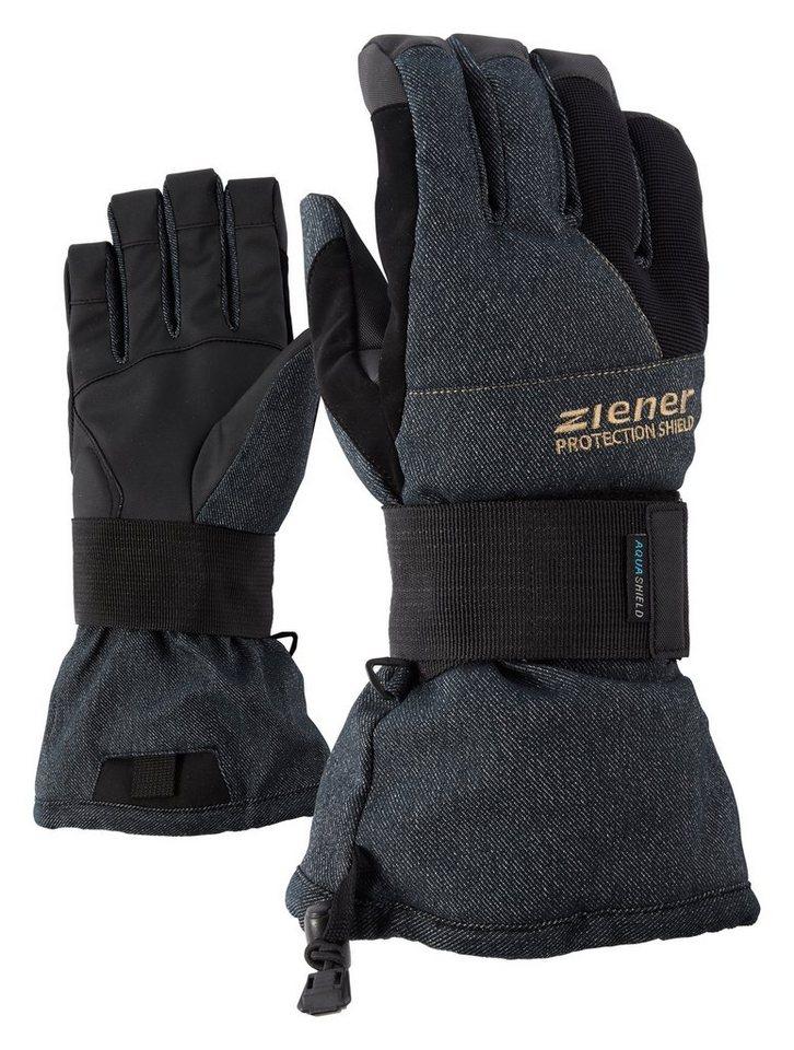 Ziener Handschuh »MERFOS AS(R) glove SB« in denim
