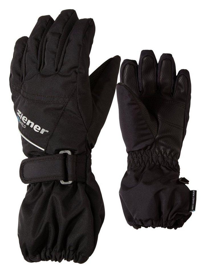 Ziener Handschuh »LOMO AS(R) glove junior« in black