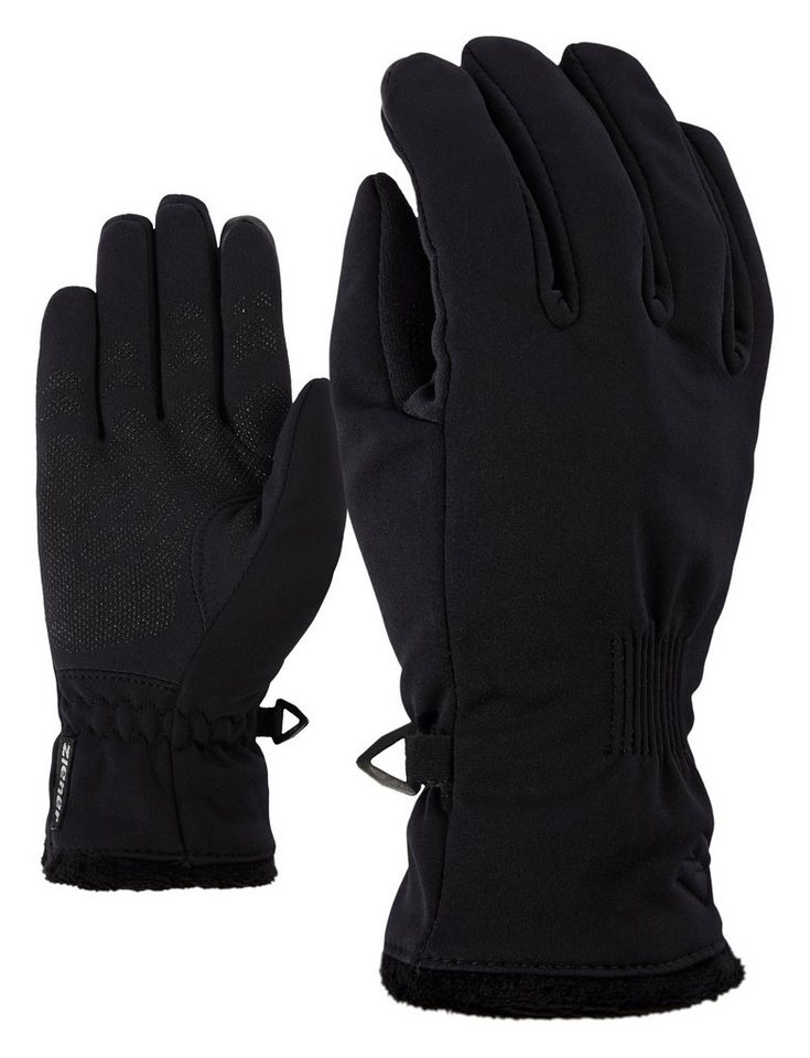 Ziener Handschuh »IONNA TOUCH LADY glove multisport« in black