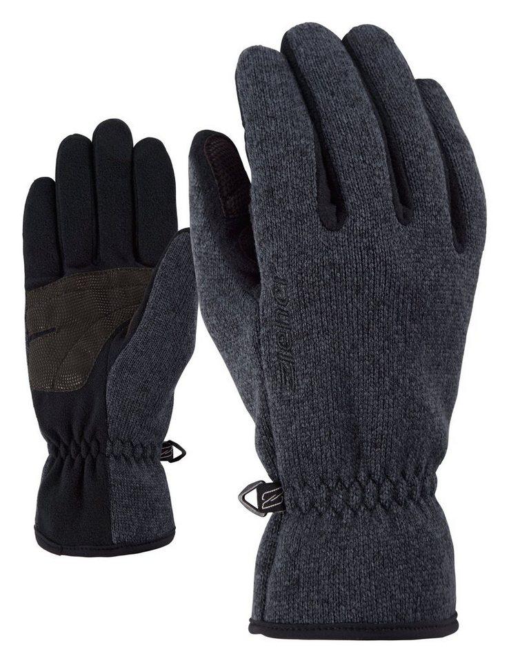 Ziener Handschuh »LIMAGIOS JUNIOR glove multisport« in black melange