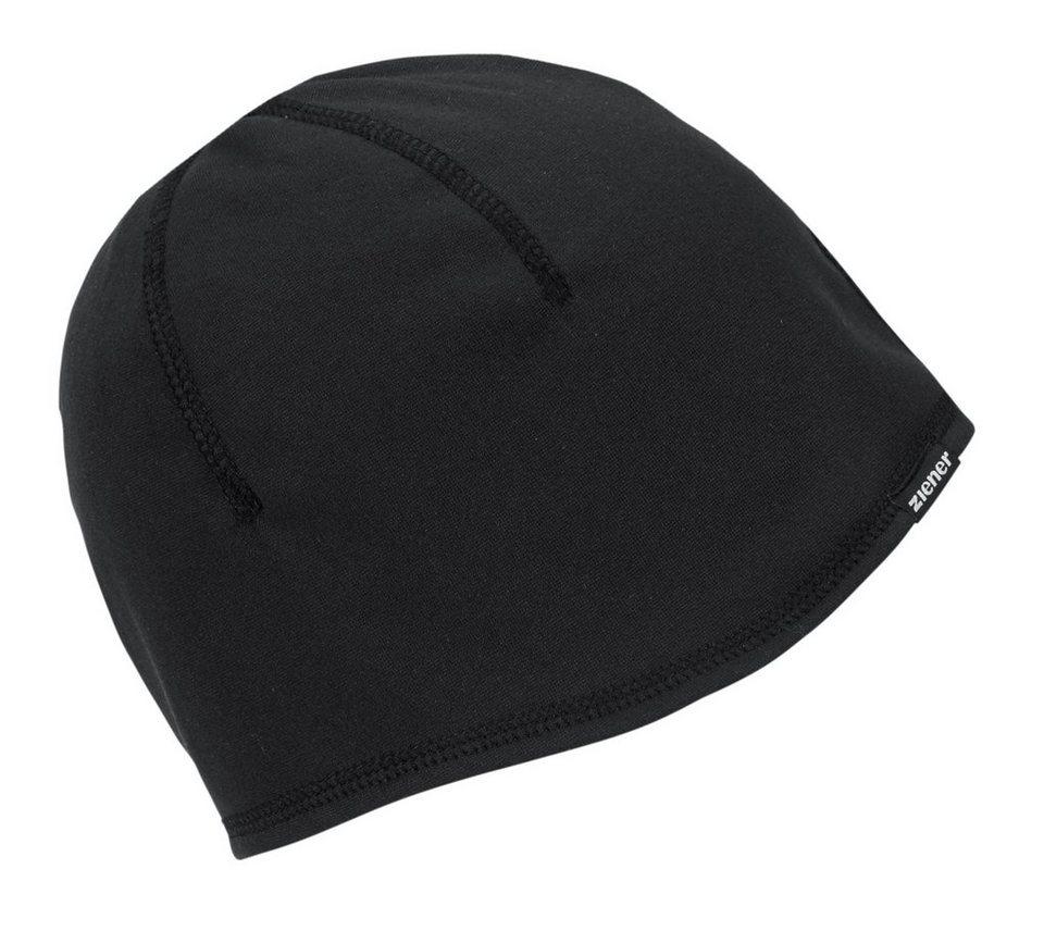 Ziener Helmunterzieher »ITEM Junior under helmet hat« in black