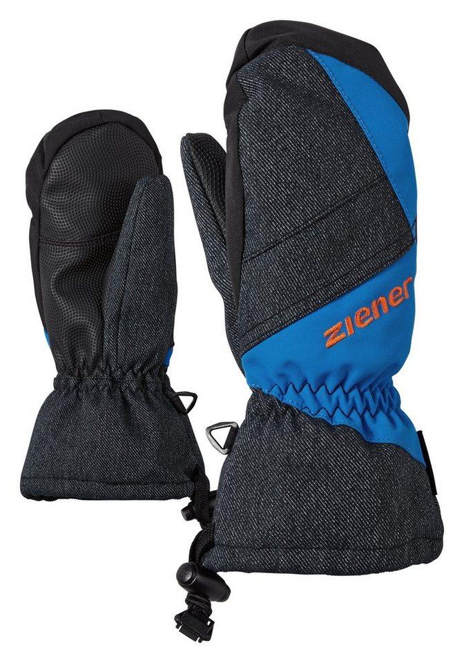 Ziener Handschuh »AGILO AS(R) glove junior« in denim