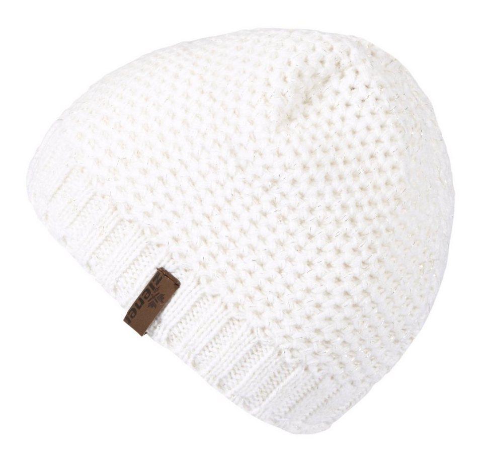 Ziener Mütze »ILOY hat« in white