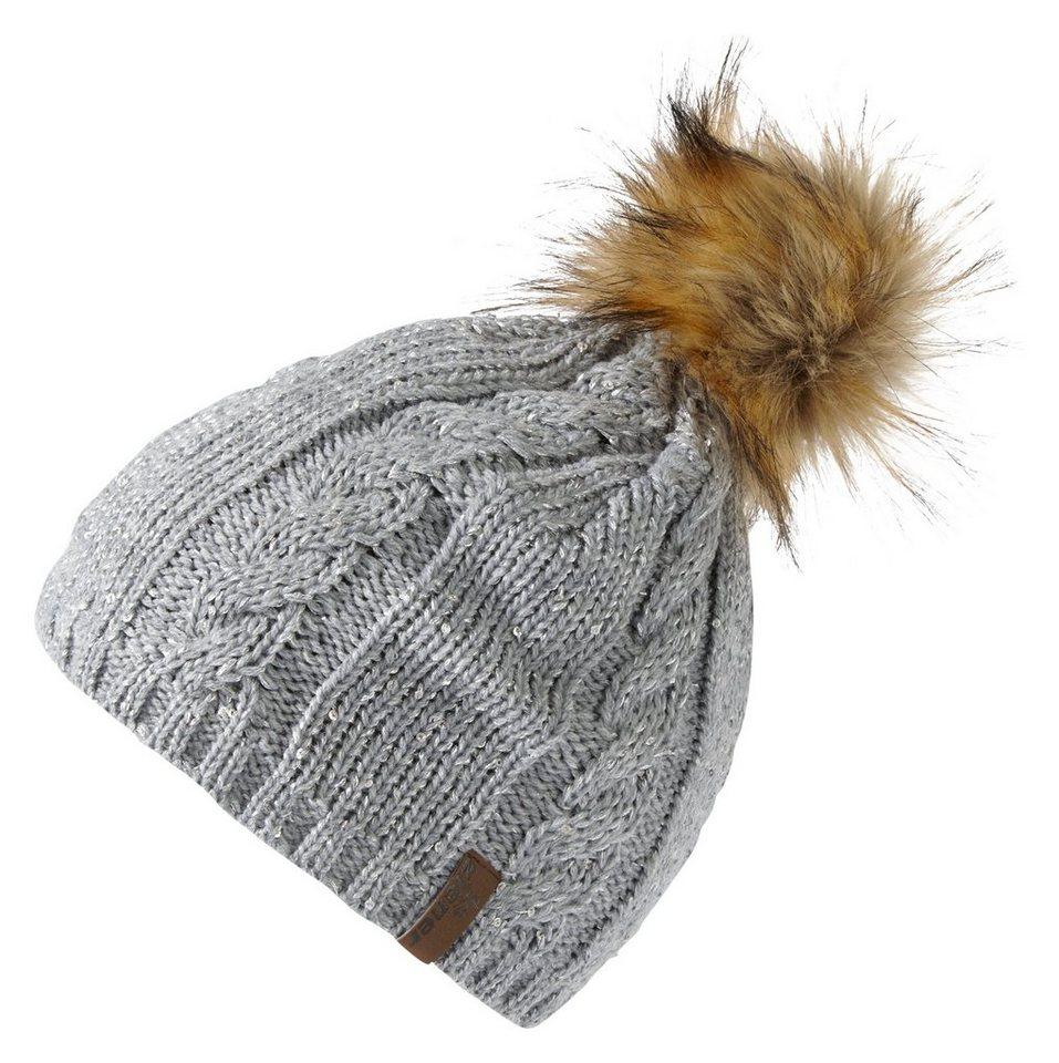 Ziener Mütze »ILMA hat« in grey melange