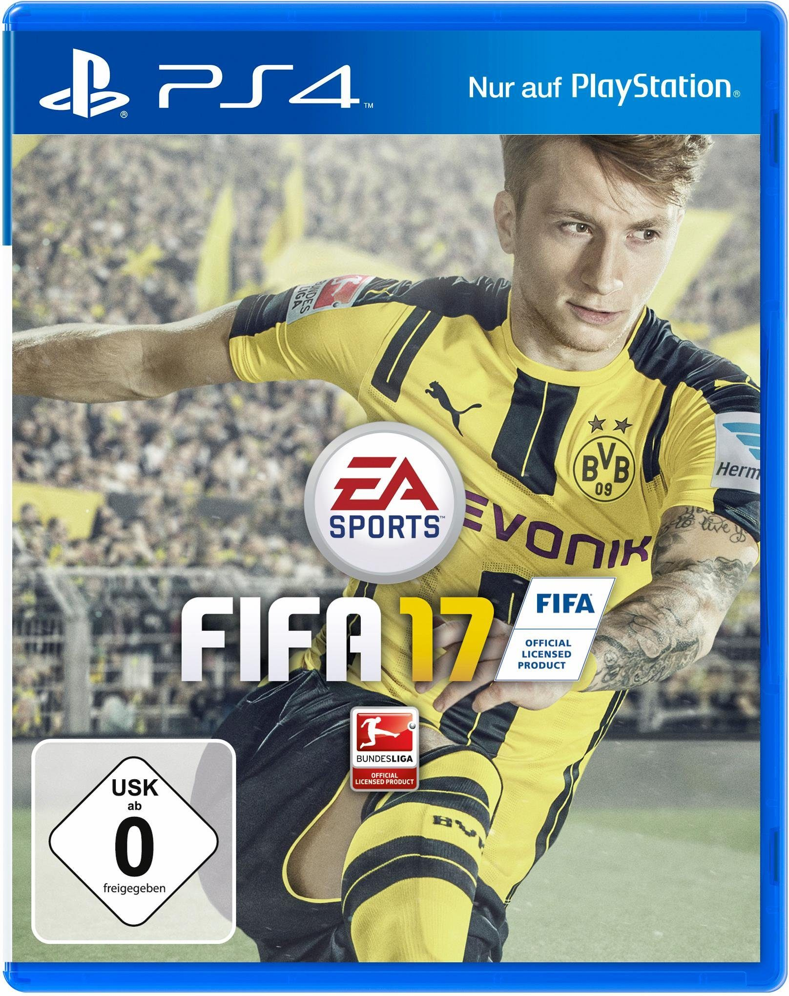 Fifa 17 PlayStation 4