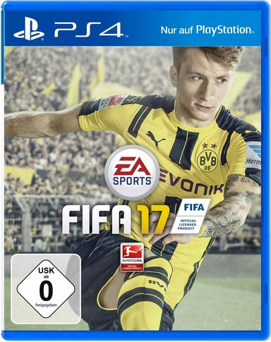 fifa 17 playstation 4 online kaufen otto. Black Bedroom Furniture Sets. Home Design Ideas