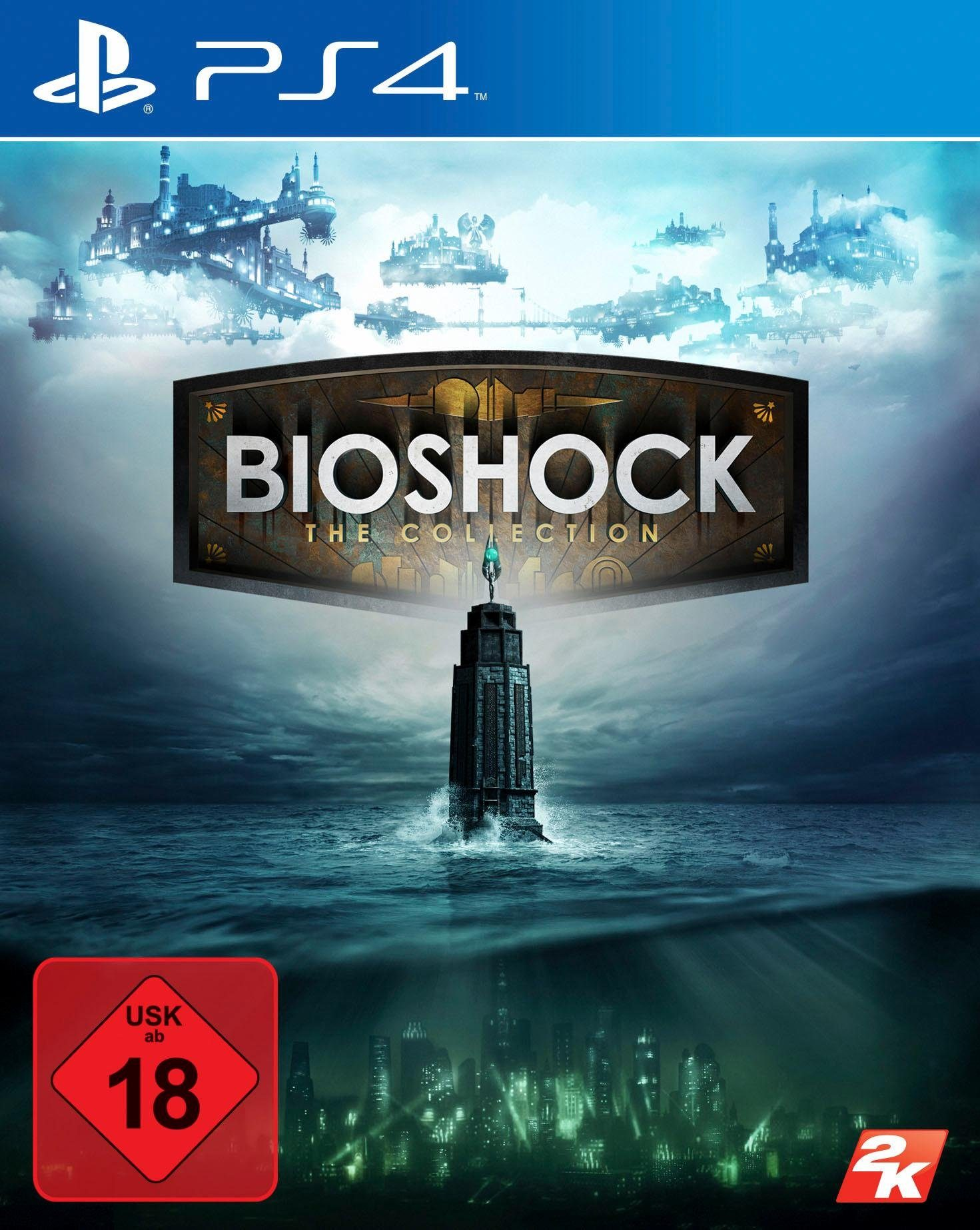 BioShock Collection PlayStation 4