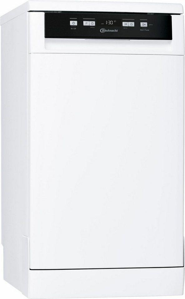 BAUKNECHT Geschirrspüler GCF 625, A+, 10 Liter, 10 Maßgedecke in weiß