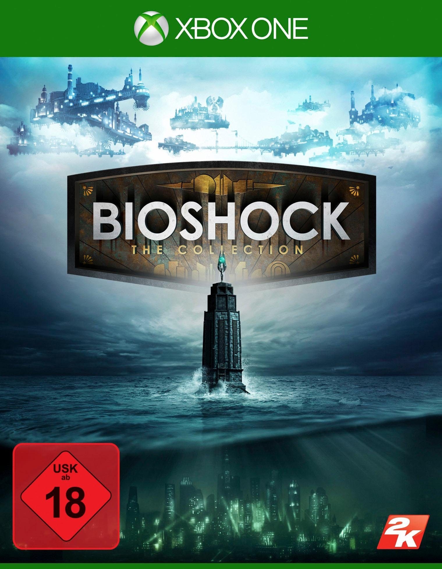 BioShock Collection Xbox