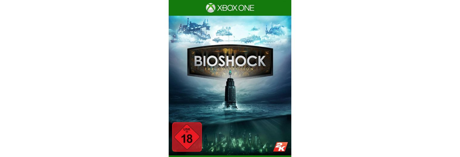 BioShock Collection Xbox