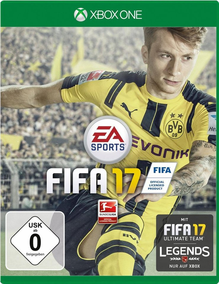 fifa 17 xbox one online kaufen otto. Black Bedroom Furniture Sets. Home Design Ideas