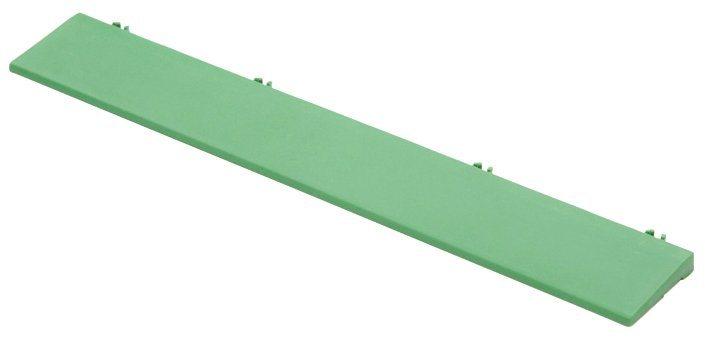 Kantenleisten »für Kunststofffliesen in Springgrass« in grün