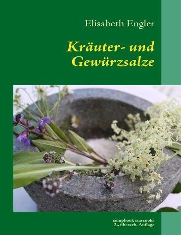 Broschiertes Buch »Kräuter- und Gewürzsalz«