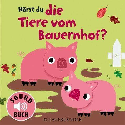 Gebundenes Buch »Hörst du die Tiere vom Bauernhof?«