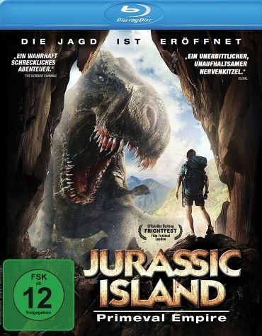 Blu-ray »Jurassic Island - Primeval Empire«