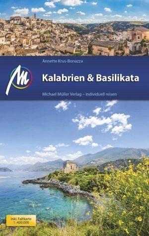Broschiertes Buch »Kalabrien & Basilikata«