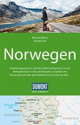 Broschiertes Buch »DuMont Reise-Handbuch Reiseführer Norwegen«