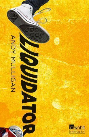 Gebundenes Buch »Liquidator«