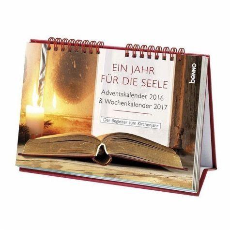 Kalender »Ein Jahr für die Seele 2016/2017«