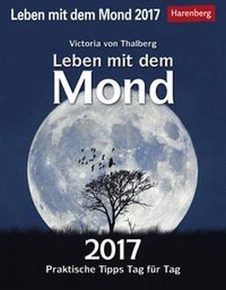 Kalender »Leben mit dem Mond 2017«