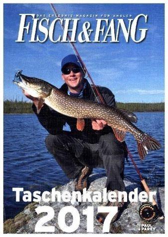 Kalender »Fisch & Fang Taschenkalender 2017«