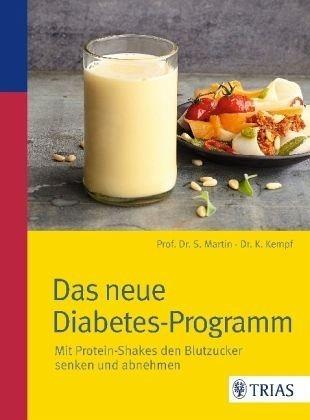 Broschiertes Buch »Das neue Diabetes-Programm«