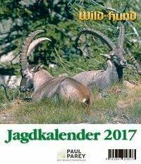 Kalender »Wild und Hund Jagdkalender 2017«