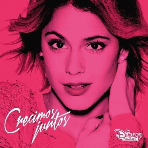 Audio CD »Diverse: Violetta: Crecimos Juntos (Staffel...«