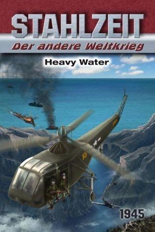 Gebundenes Buch »Stahlzeit, Band 9: Heavy Water«