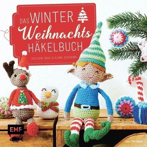 Gebundenes Buch »Das Winter-Weihnachts-Häkelbuch«